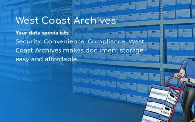 Welcome to the new West Coast Archives site!