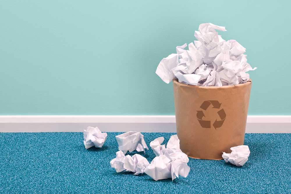 Keep Clients' Data Safe with  Residential Shredding Pickup Service for Remote Workers