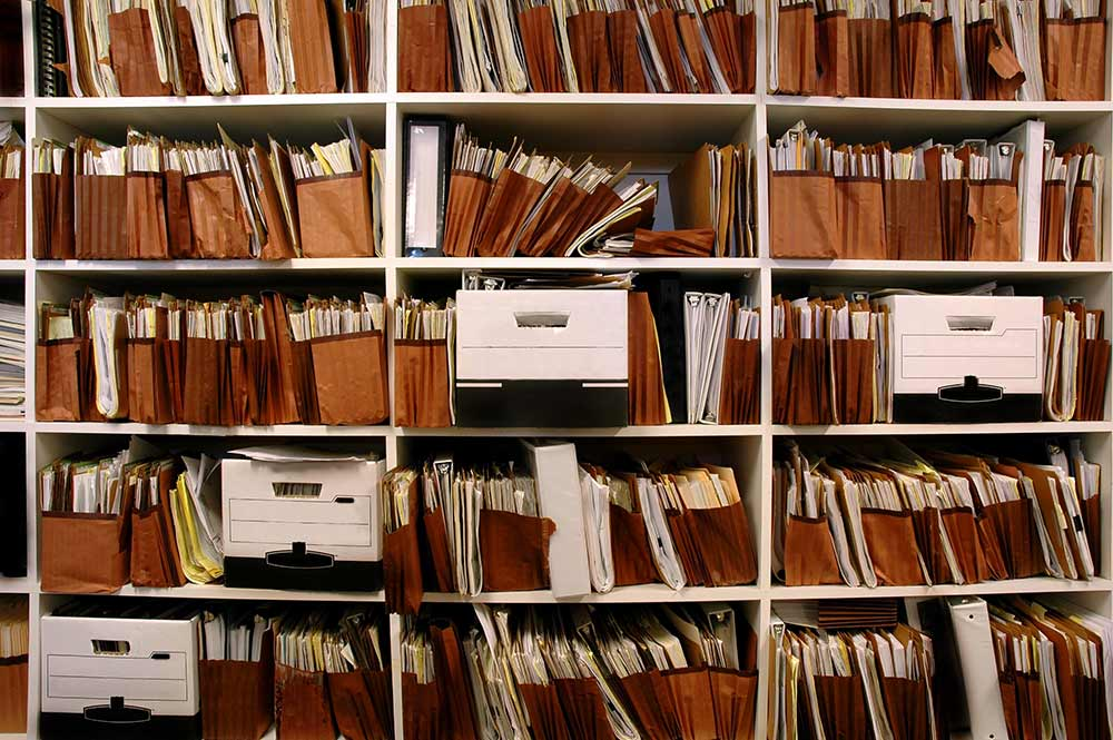 do you need to find a good document management system