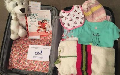 Community Spotlight: Hope in a Suitcase